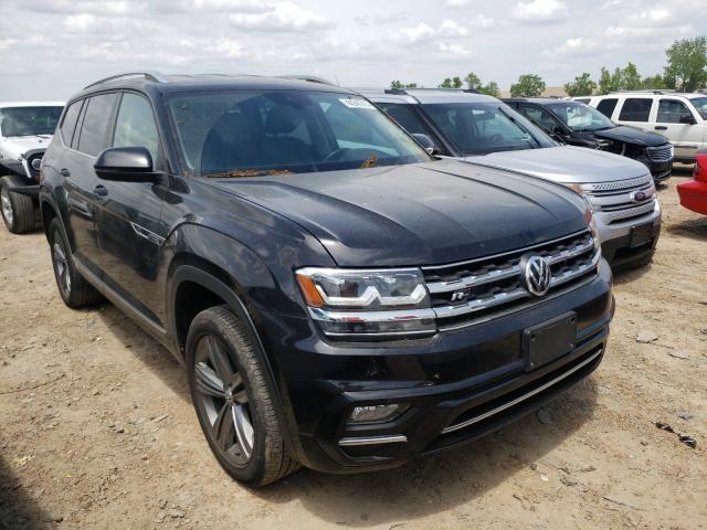 Vehiculos salvage en venta de Copart Bridgeton, MO: 2019 Volkswagen Atlas SE