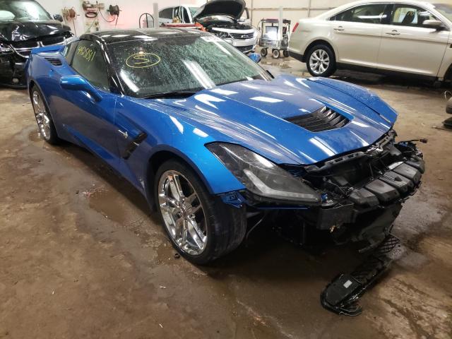 2015 Chevrolet Corvette S for sale in Davison, MI