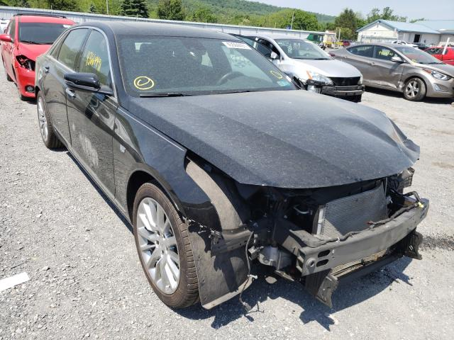 Salvage cars for sale from Copart Grantville, PA: 2018 Cadillac CT6