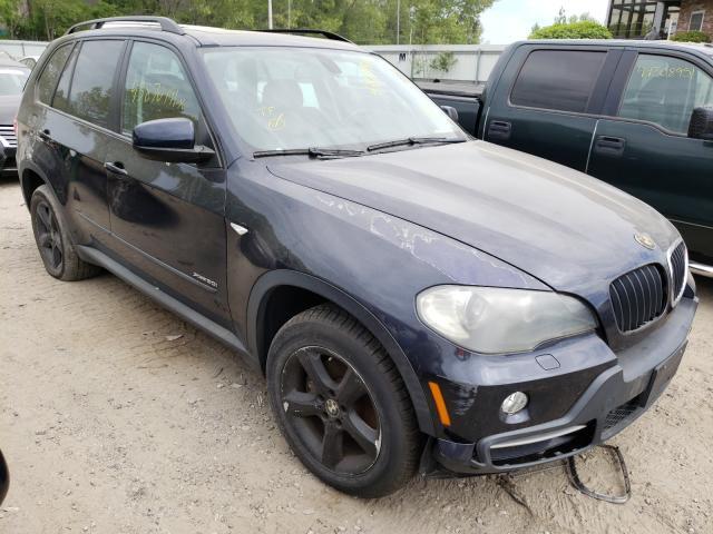 BMW Vehiculos salvage en venta: 2009 BMW X5 XDRIVE3