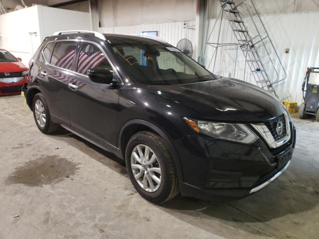 Salvage cars for sale at Tulsa, OK auction: 2020 Nissan Rogue S
