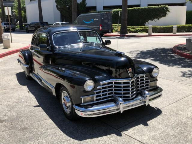 Salvage cars for sale from Copart Colton, CA: 1946 Cadillac Series 61