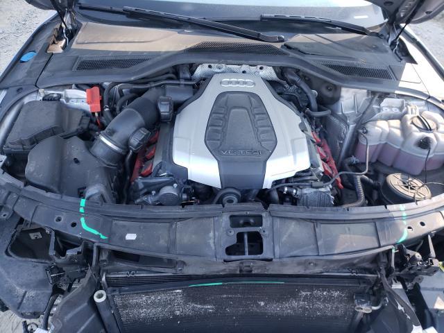 2015 AUDI A8 L QUATT WAU3GAFDXFN013551