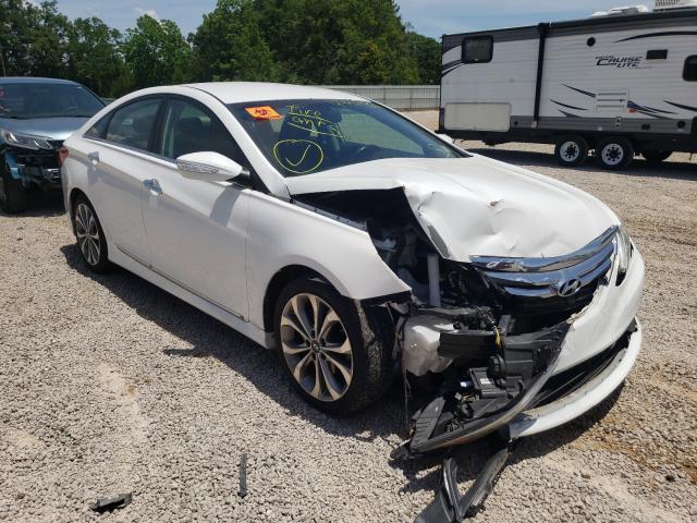 Salvage cars for sale from Copart Eight Mile, AL: 2014 Hyundai Sonata SE