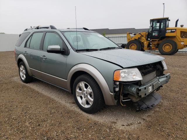 Salvage cars for sale from Copart Bismarck, ND: 2007 Ford Freestyle