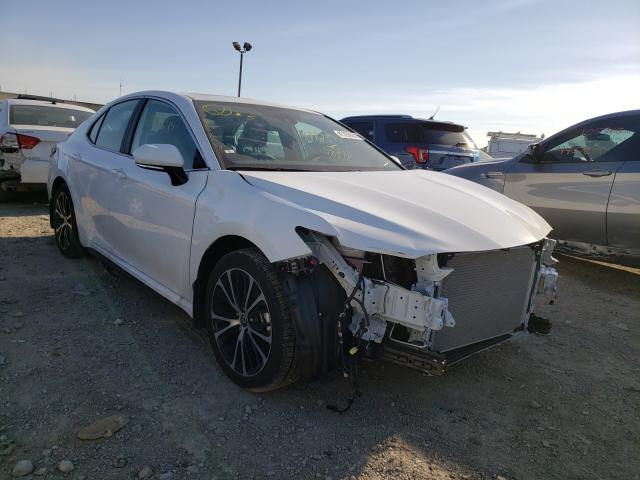 Salvage cars for sale at Indianapolis, IN auction: 2020 Toyota Camry SE