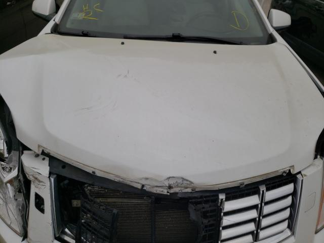 2013 CADILLAC SRX PERFOR 3GYFNHE36DS645791
