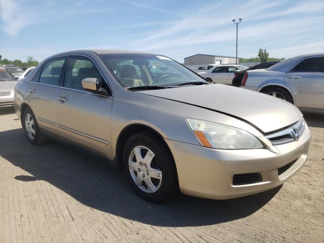 2006 Honda Accord LX en venta en Louisville, KY
