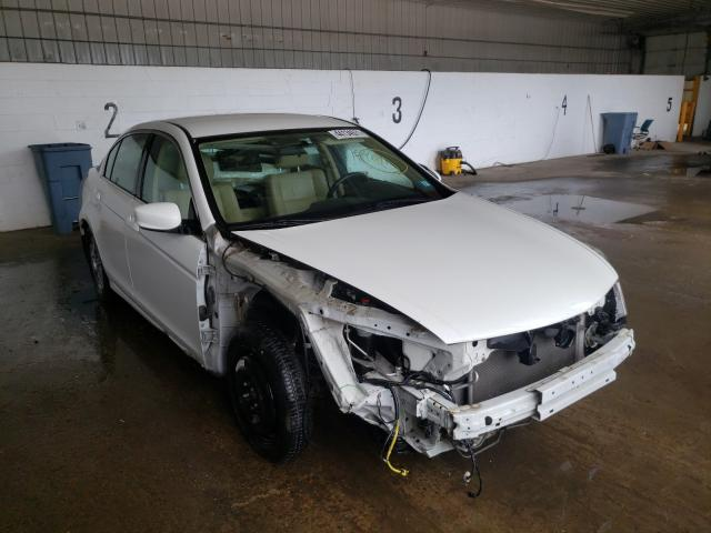 Salvage cars for sale at Candia, NH auction: 2012 Honda Accord SE