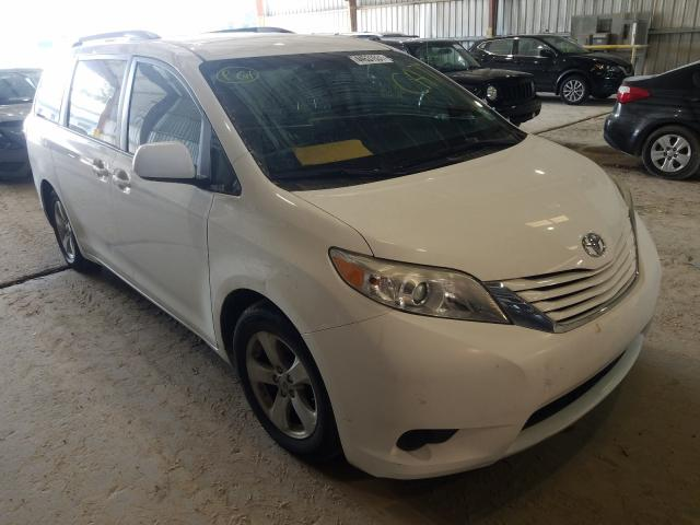 2016 Toyota Sienna LE for sale in Greenwell Springs, LA
