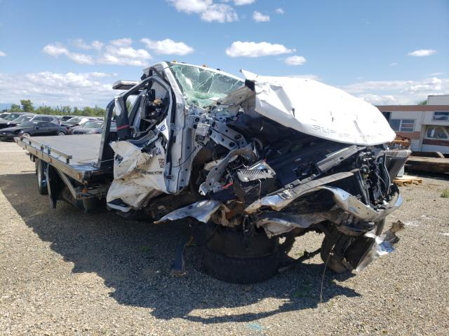 Salvage cars for sale from Copart Anderson, CA: 2019 Ford F550 Super