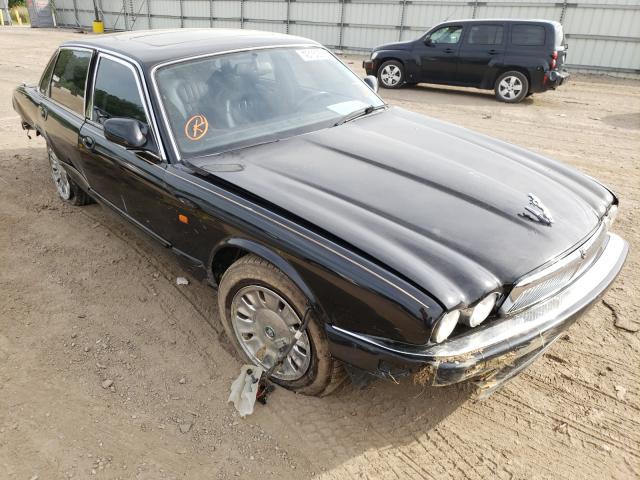 Jaguar XJ6 salvage cars for sale: 1995 Jaguar XJ6