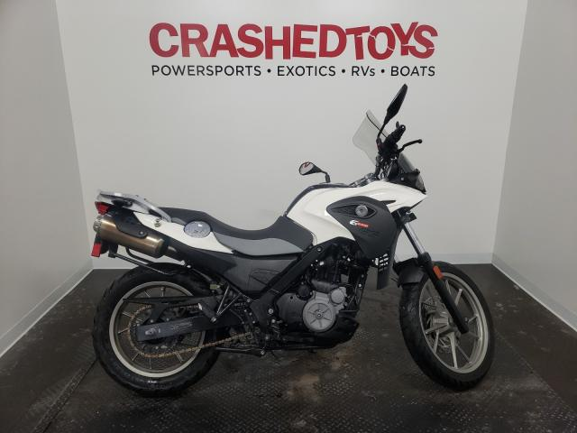 BMW salvage cars for sale: 2012 BMW G650 GS