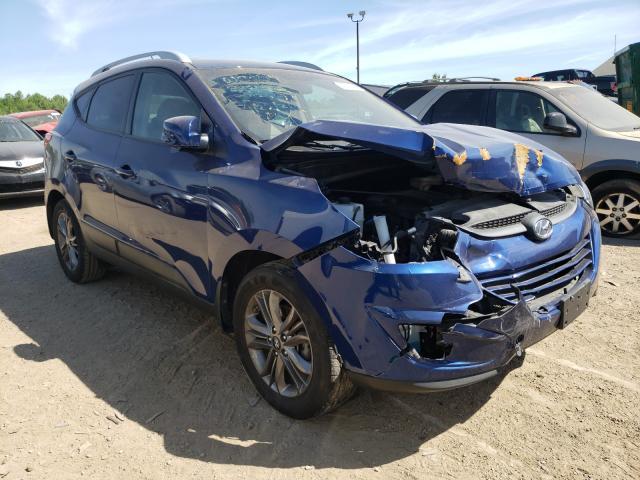 2014 Hyundai Tucson GLS en venta en Louisville, KY