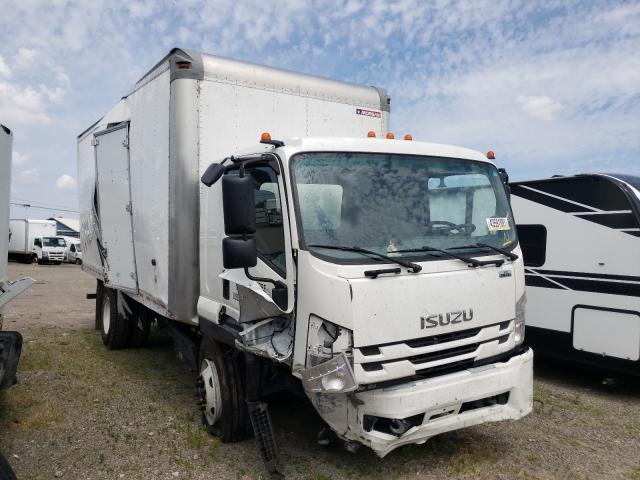 Isuzu FTR salvage cars for sale: 2020 Isuzu FTR