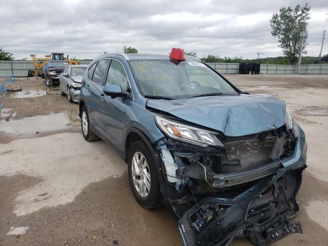 2015 Honda CR-V EXL for sale in Kansas City, KS