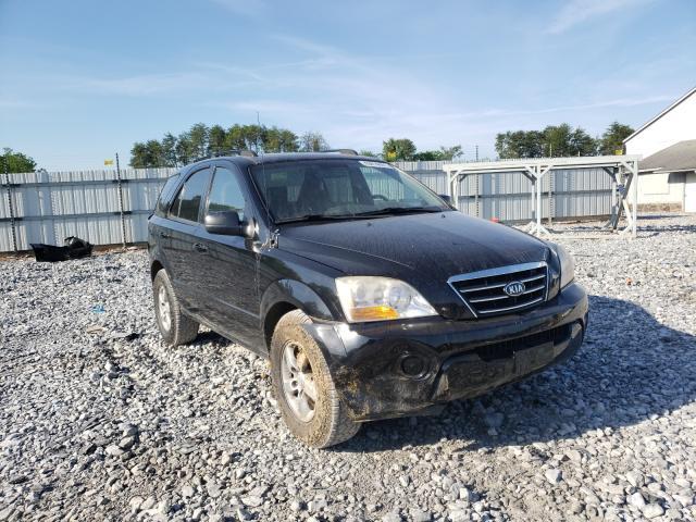 Vehiculos salvage en venta de Copart Cartersville, GA: 2008 KIA Sorento EX