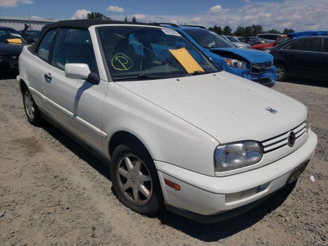 1998 Volkswagen Cabrio GLS en venta en Sacramento, CA