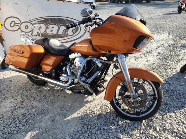 Salvage cars for sale from Copart Loganville, GA: 2016 Harley-Davidson Fltrx Road