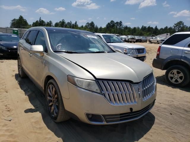 Lincoln MKT salvage cars for sale: 2011 Lincoln MKT