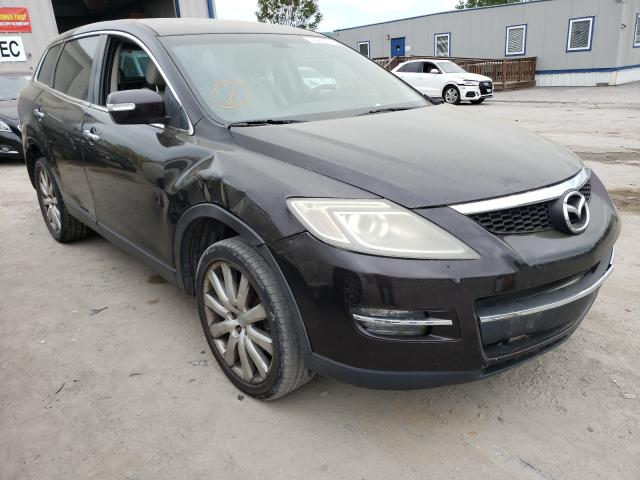 Salvage cars for sale from Copart Duryea, PA: 2008 Mazda CX-9