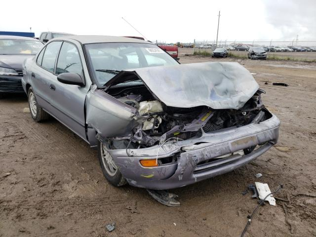 GEO salvage cars for sale: 1997 GEO Prizm Base