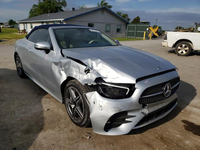 Salvage cars for sale from Copart Sikeston, MO: 2021 Mercedes-Benz E 450