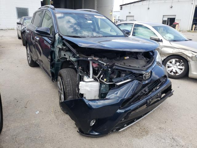 Vehiculos salvage en venta de Copart Riverview, FL: 2018 Toyota Rav4 Limited