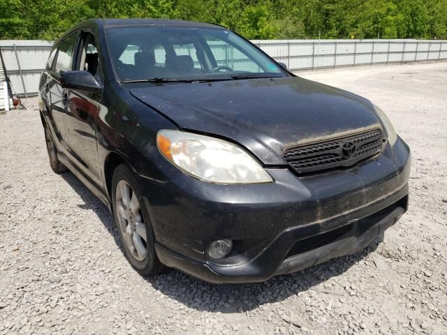 Salvage cars for sale from Copart Hurricane, WV: 2005 Toyota Corolla MA