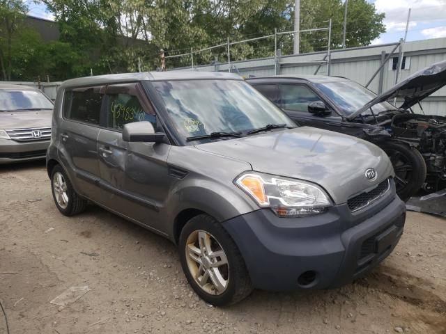 Salvage cars for sale from Copart North Billerica, MA: 2011 KIA Soul