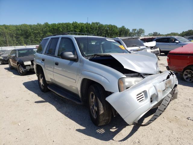 Salvage cars for sale from Copart Hampton, VA: 2007 Chevrolet Trailblazer