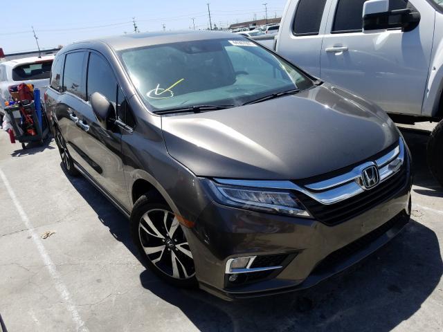 2018 Honda Odyssey EL for sale in Sun Valley, CA