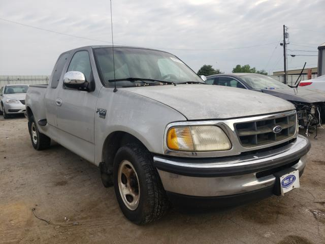 Salvage cars for sale from Copart Lexington, KY: 1998 Ford F150