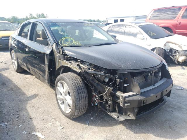 Salvage cars for sale from Copart Alorton, IL: 2015 Nissan Altima 2.5