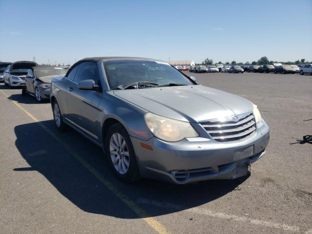 Salvage cars for sale from Copart Sacramento, CA: 2010 Chrysler Sebring TO