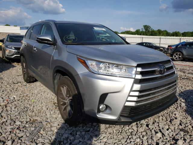 Salvage cars for sale from Copart Hueytown, AL: 2018 Toyota Highlander