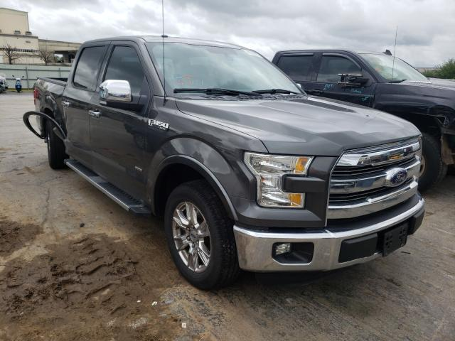 2015 Ford F150 Super en venta en Tulsa, OK