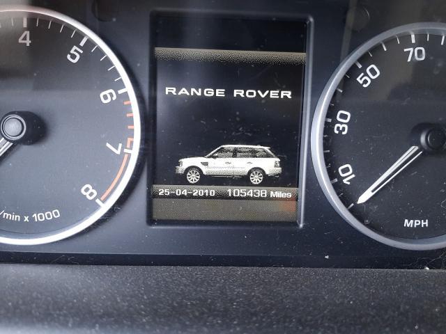 2011 LAND ROVER RANGE ROVE SALSK2D45BA273565