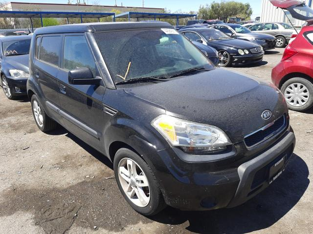 Salvage cars for sale from Copart Las Vegas, NV: 2010 KIA Soul +