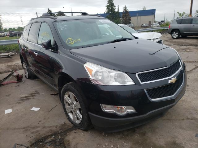Vehiculos salvage en venta de Copart Woodhaven, MI: 2012 Chevrolet Traverse L