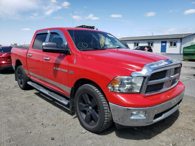 Salvage cars for sale from Copart Airway Heights, WA: 2011 Dodge RAM 1500