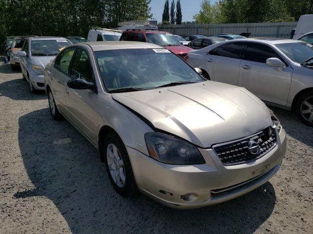 Salvage cars for sale from Copart Arlington, WA: 2005 Nissan Altima S