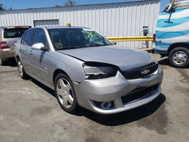Vehiculos salvage en venta de Copart Vallejo, CA: 2007 Chevrolet Malibu SS