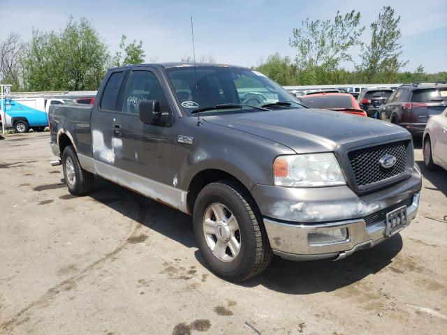Salvage cars for sale from Copart Angola, NY: 2004 Ford F150
