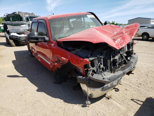Salvage cars for sale from Copart Louisville, KY: 2002 GMC Sierra K25