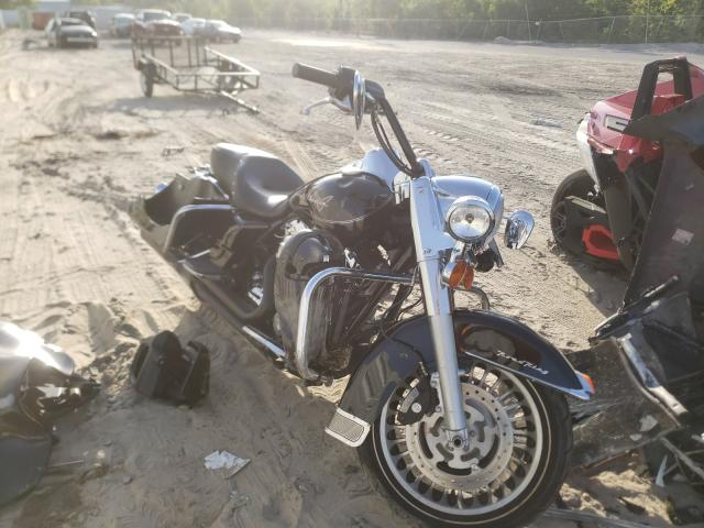 Salvage cars for sale from Copart Gaston, SC: 2011 Harley-Davidson Flhr