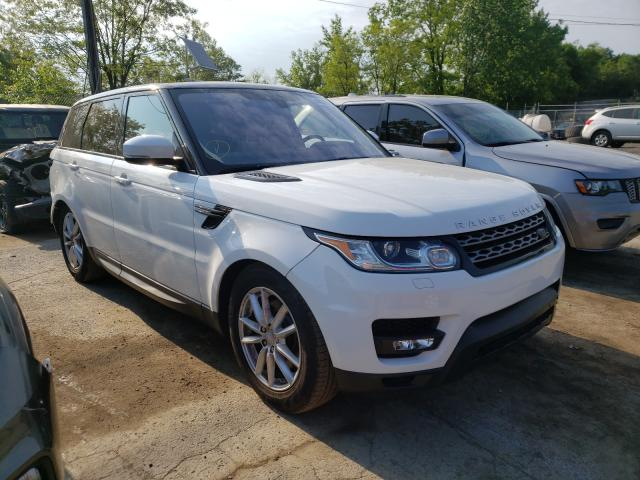 Salvage cars for sale from Copart Marlboro, NY: 2017 Land Rover Range Rover