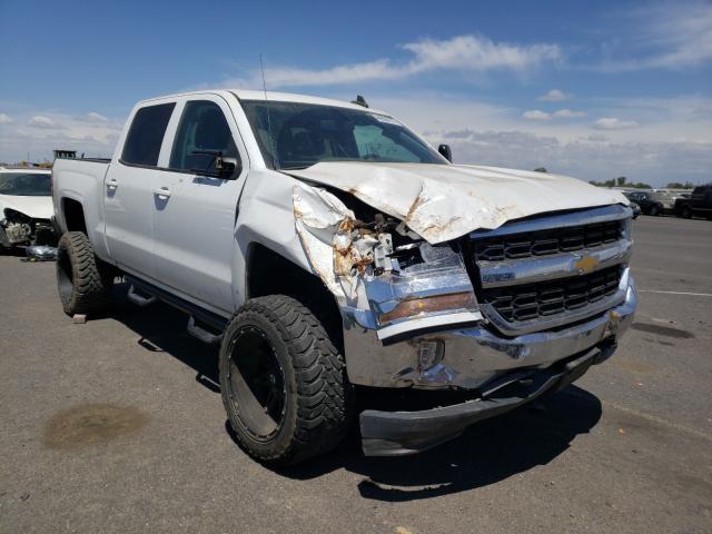 Vehiculos salvage en venta de Copart Sacramento, CA: 2016 Chevrolet Silverado