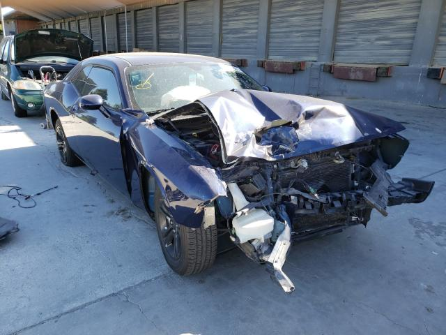 Salvage cars for sale from Copart Hayward, CA: 2014 Dodge Challenger