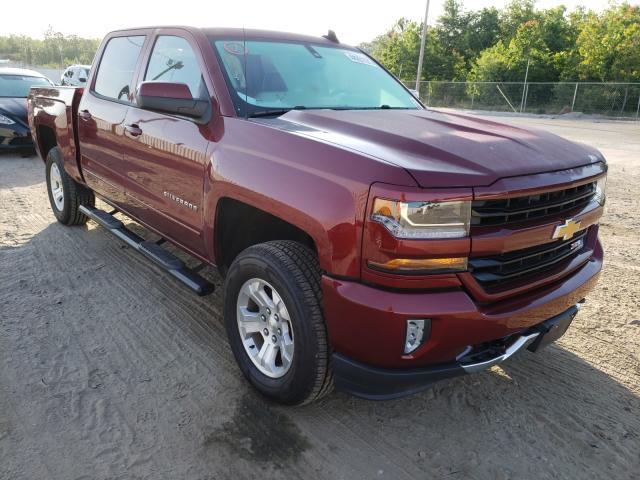 Vehiculos salvage en venta de Copart Gaston, SC: 2017 Chevrolet Silverado